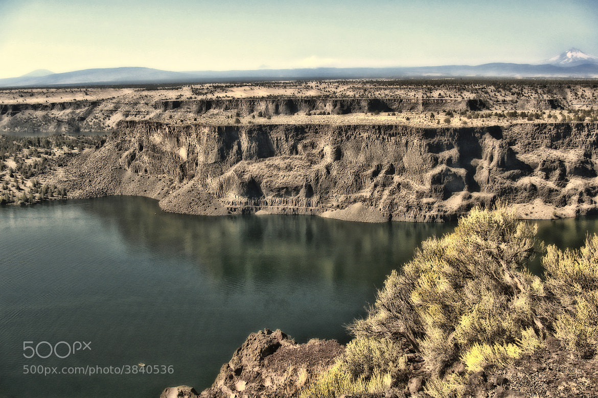 Photograph Lake Billy Chinook by Joe Wilson on 500px