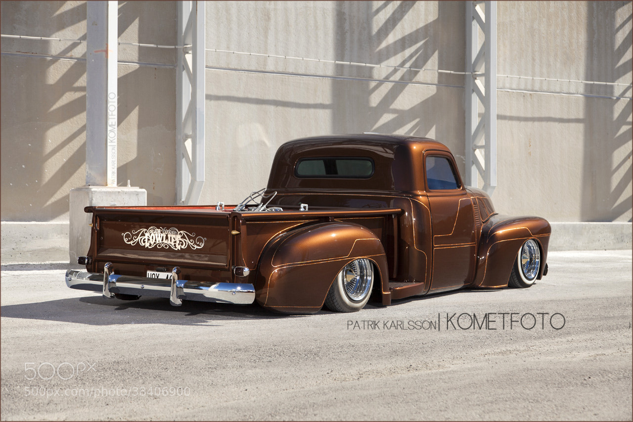 Photograph Chevy 1948 by Patrik  Karlsson on 500px