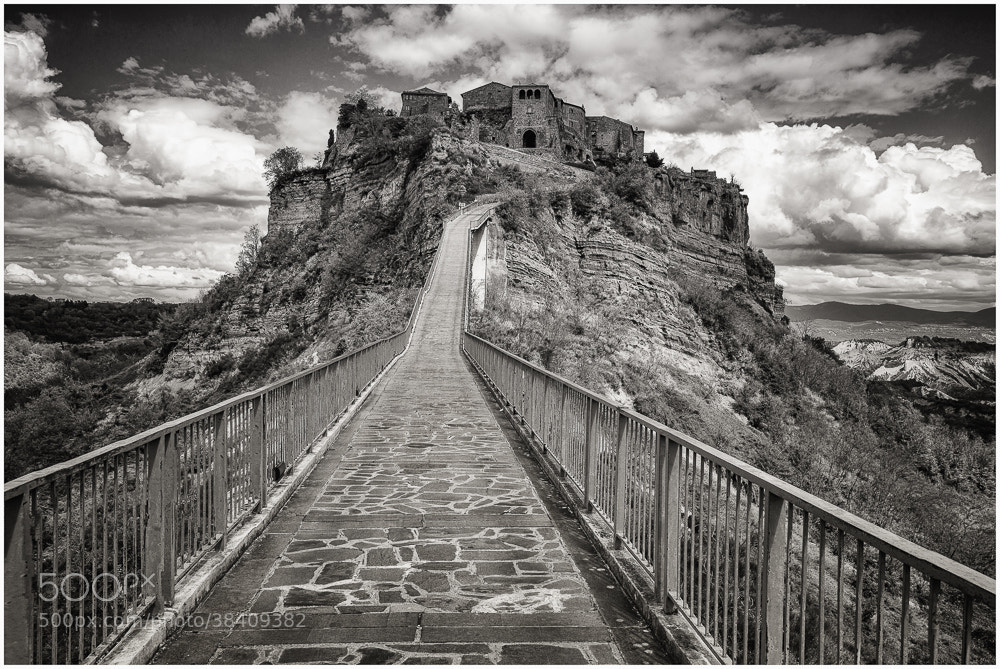 Photograph Bagnoregio by Don Pino on 500px