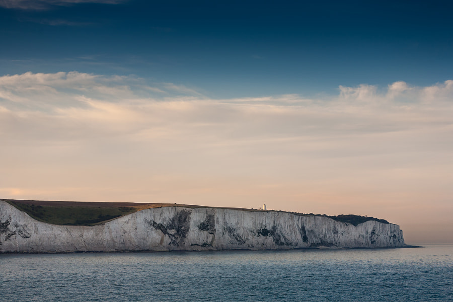 White cliffs of Dover by Paul Indigo on 500px.com