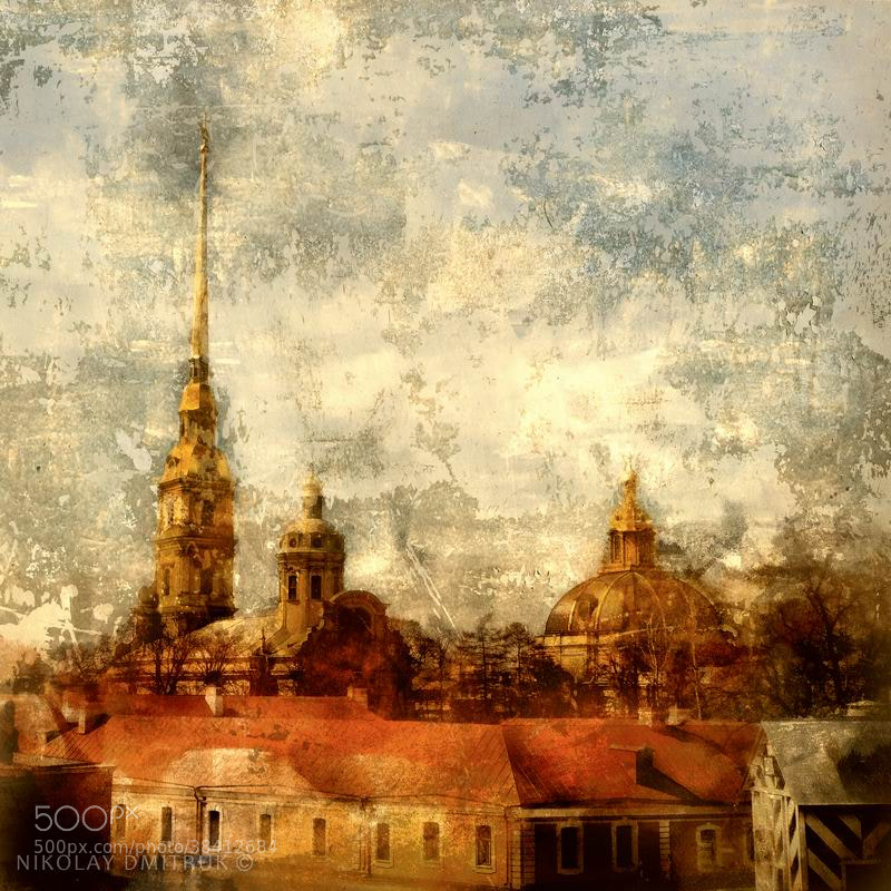 Photograph Peter and Paul by николай дмитрук on 500px