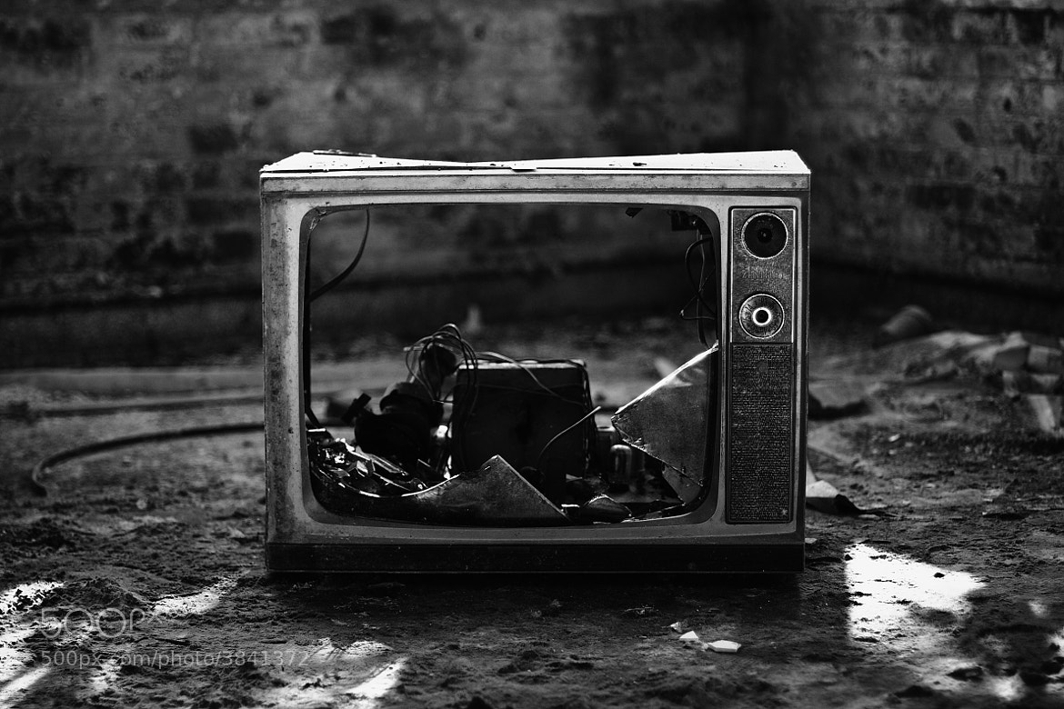 Photograph change the channel. by Steven Bley on 500px