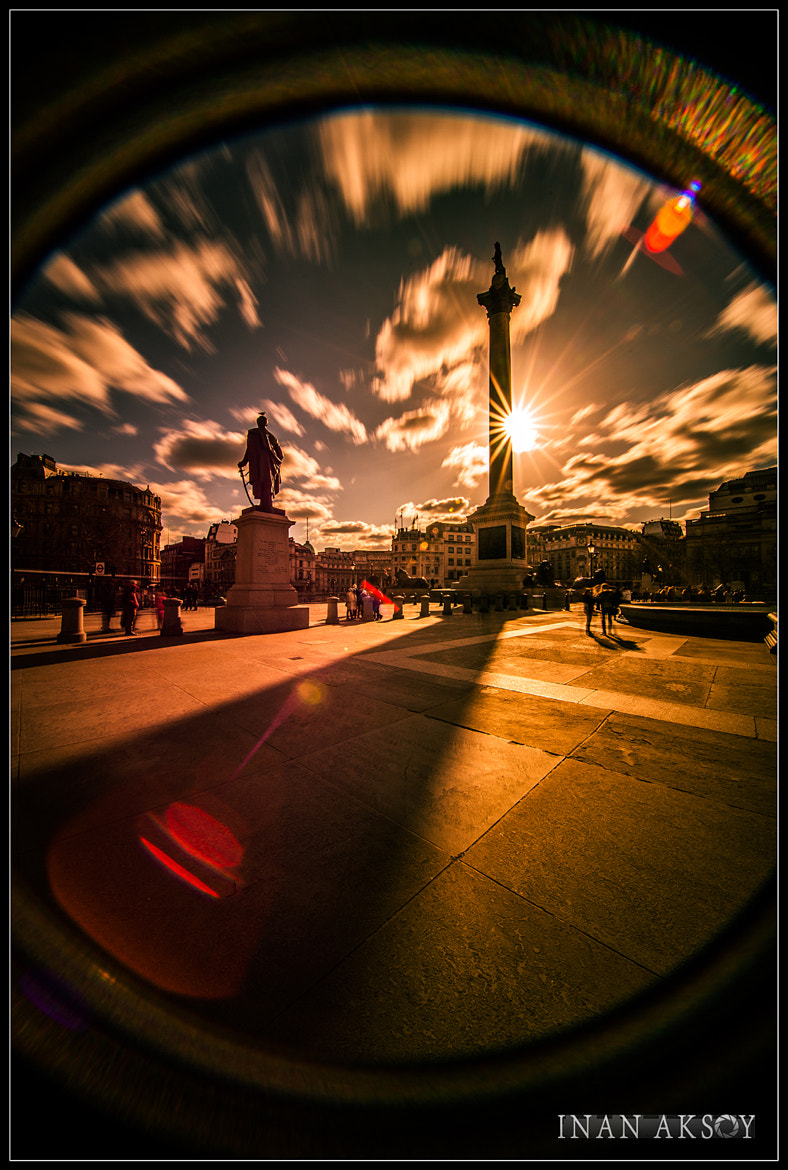 Photograph Trafalgar Square - London by Inan Aksoy on 500px