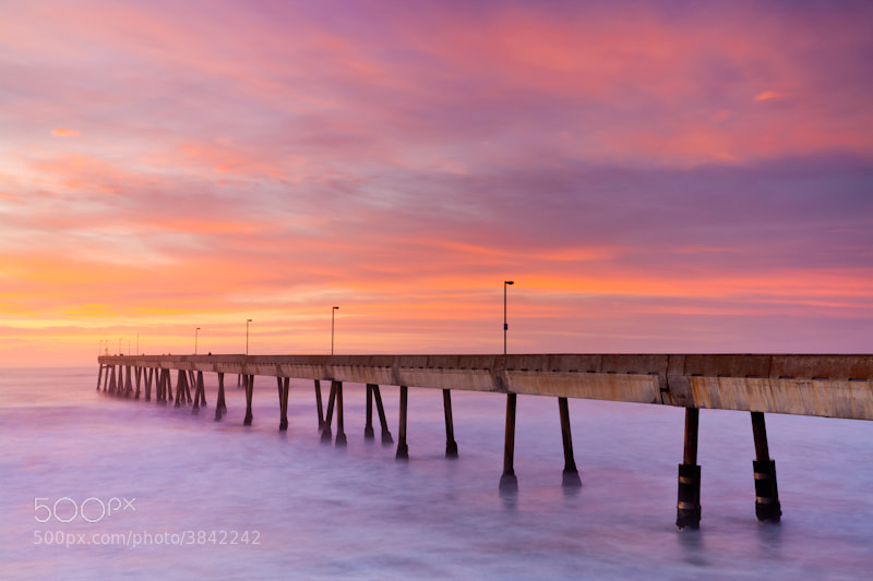 Photograph Pacifica Pier by Lukas Wenger on 500px