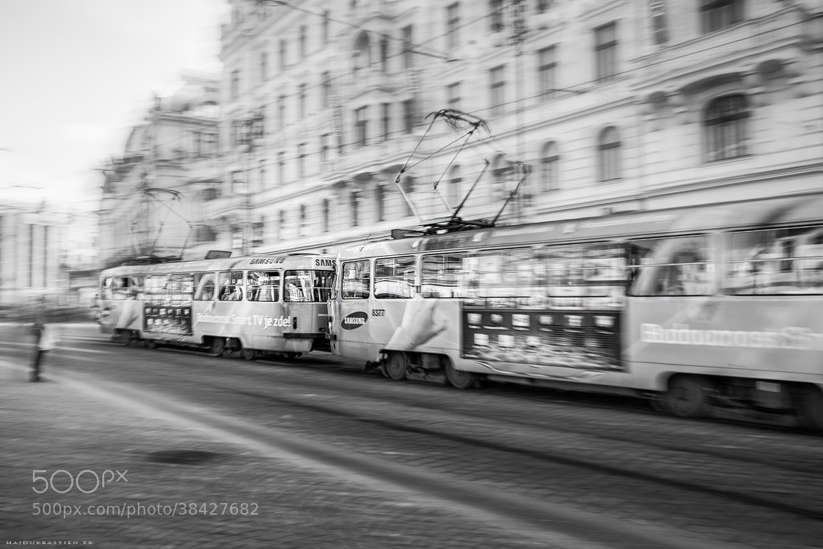 Photograph Tramway by Bastien HAJDUK on 500px