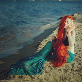 ♥ The little Mermaid by Anita Anti (Anti)) on 500px.com