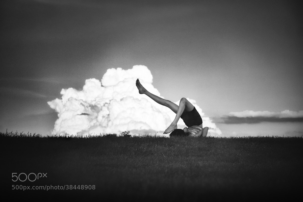 Photograph Touch the clouds with your toes by Tatiana Avdjiev on 500px
