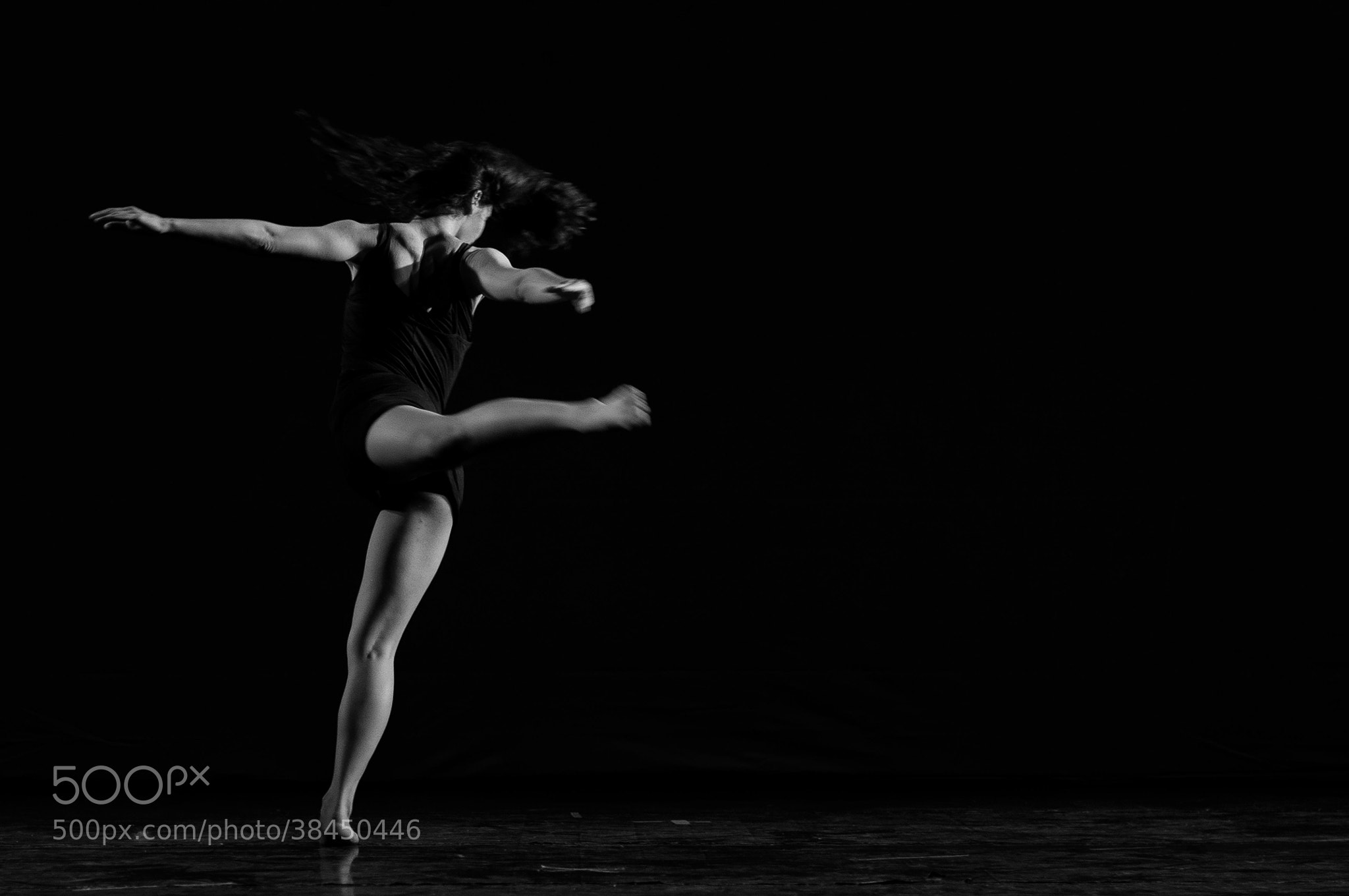 Photograph Ballerina by Fabio La Monica on 500px