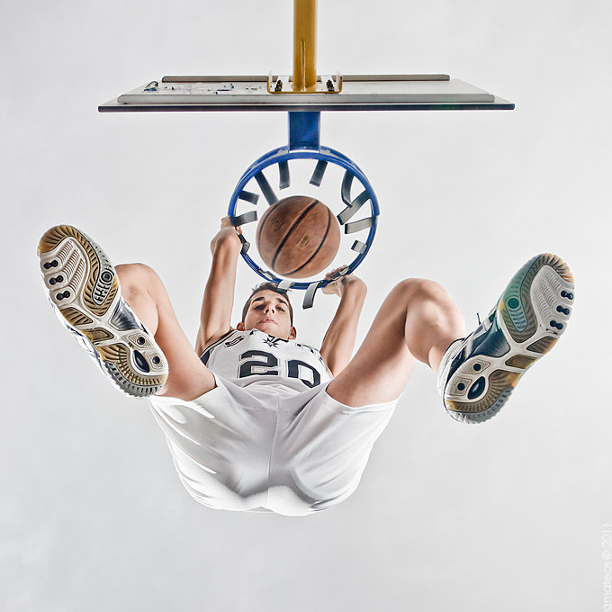 Photograph Basketball IV by Adrian Mateos on 500px