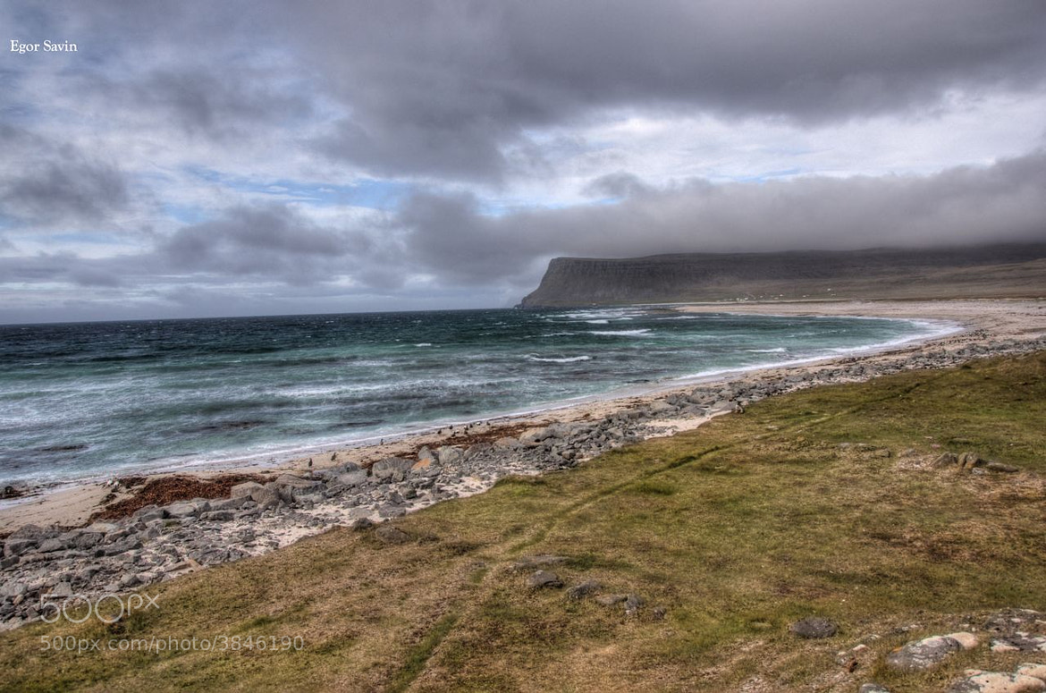 Photograph Icelandic seashore by Egor Savin on 500px