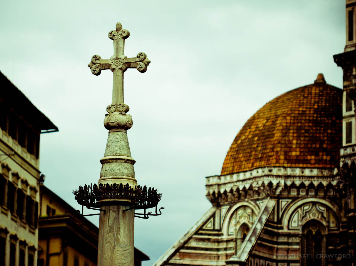 Photograph Duomo Cross by Stuart Crawford on 500px