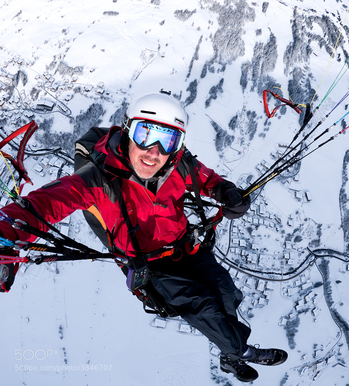 Photograph Winter wonderland by David Bengtsson on 500px