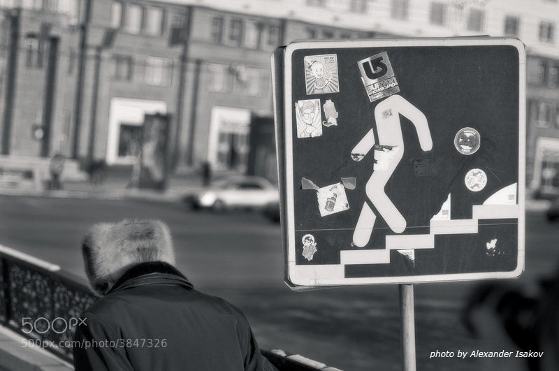 Photograph move in this direction by Alexander Isakov on 500px