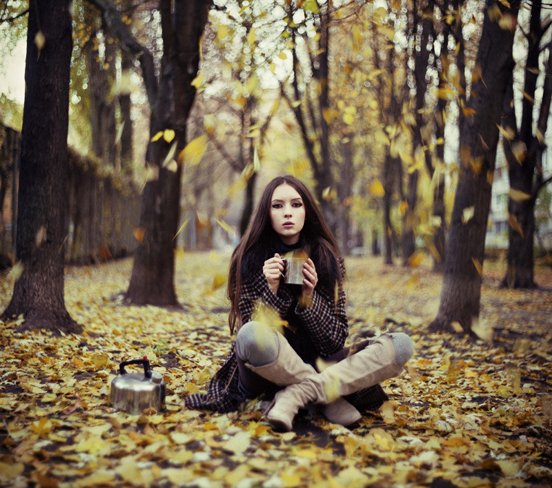Photograph november tea by Andrey Korotich on 500px