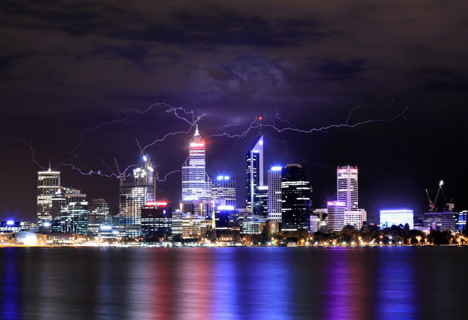 Photograph Perth City,Western Australia by Marc  Russo on 500px