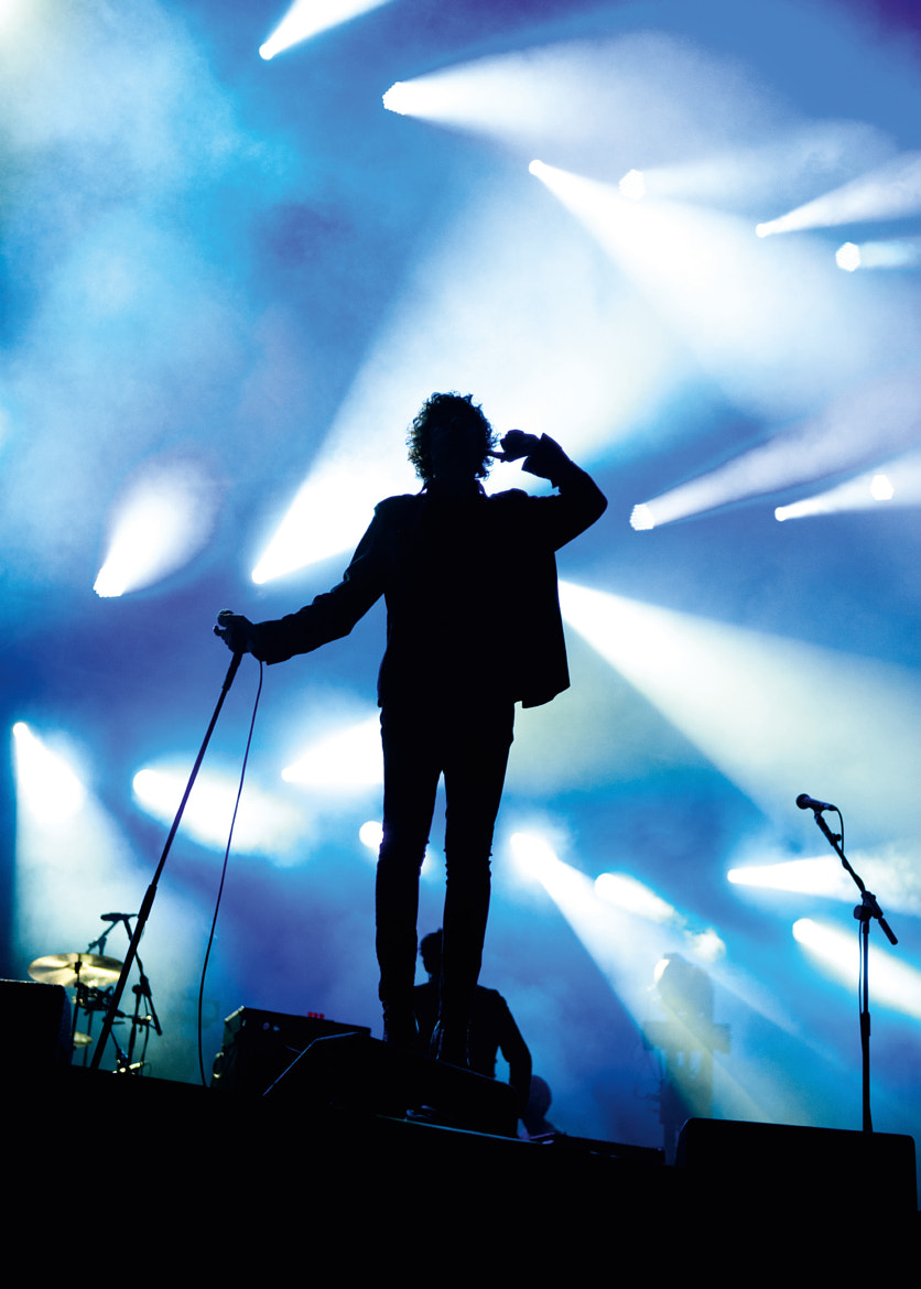 Photograph The Kooks by Matthias Hombauer on 500px
