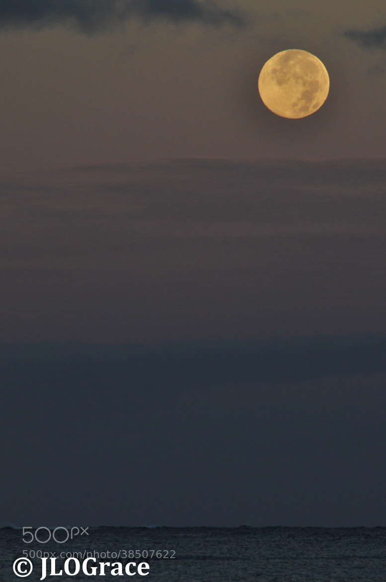 Photograph Super Moon by Janis Grace on 500px