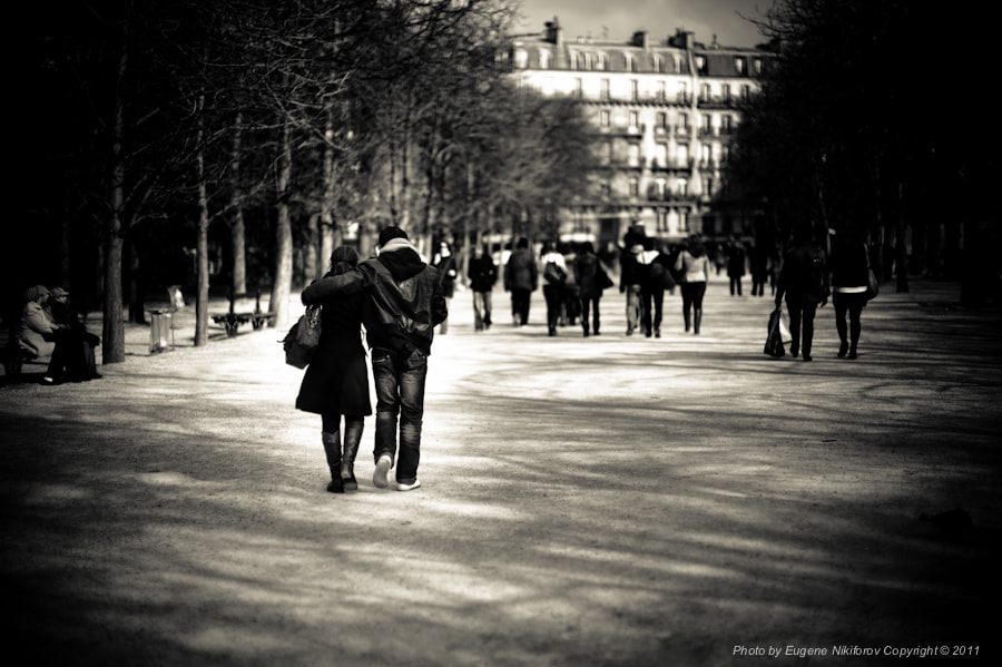 Photograph Jardin du Luxembourg, Paris by Eugene Nikiforov on 500px