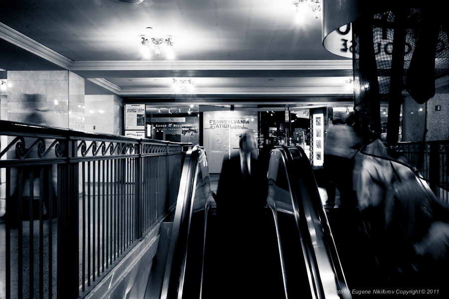 Photograph May 23rd, rush hour, Manhattan by Eugene Nikiforov on 500px