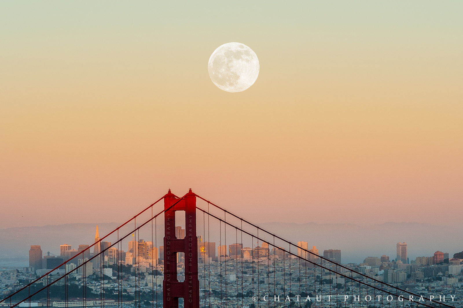 Photograph Supermoon SF by Surya Chataut on 500px