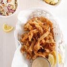 Recipe at http://www.hungrycravings.com/2013/06/frying-better-razor-clam.html