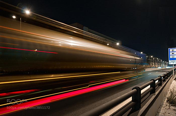 Photograph Viaje supersonico by Víctor Franco.z on 500px