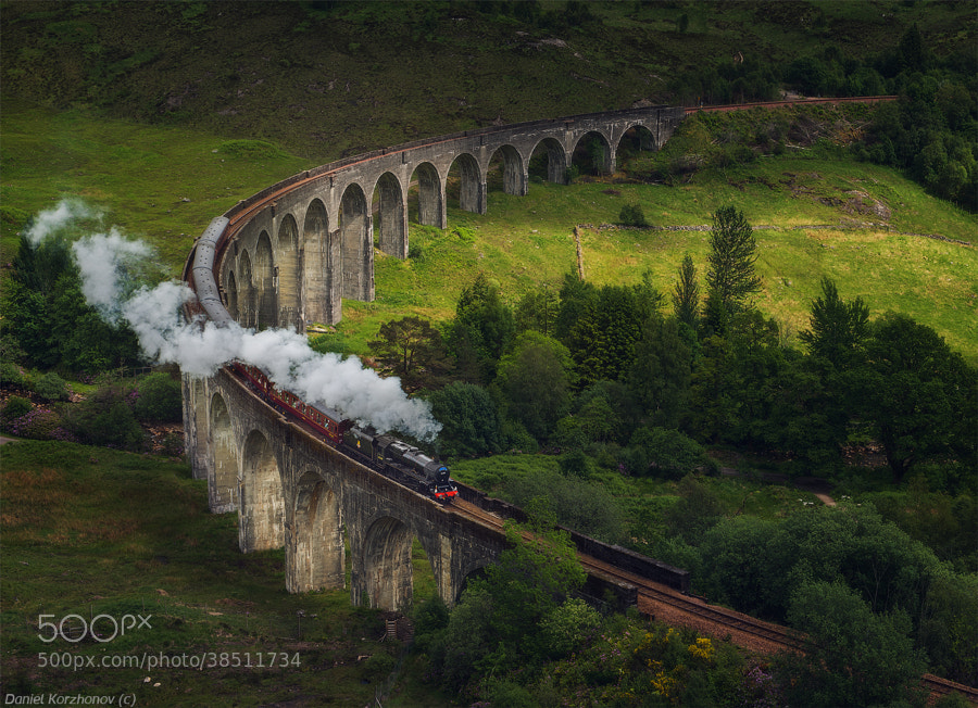 Photograph To Hogwarts! by Daniel Korzhonov on 500px