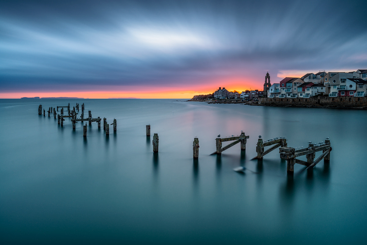 Photograph swanage pier  by Mirek Galagus on 500px