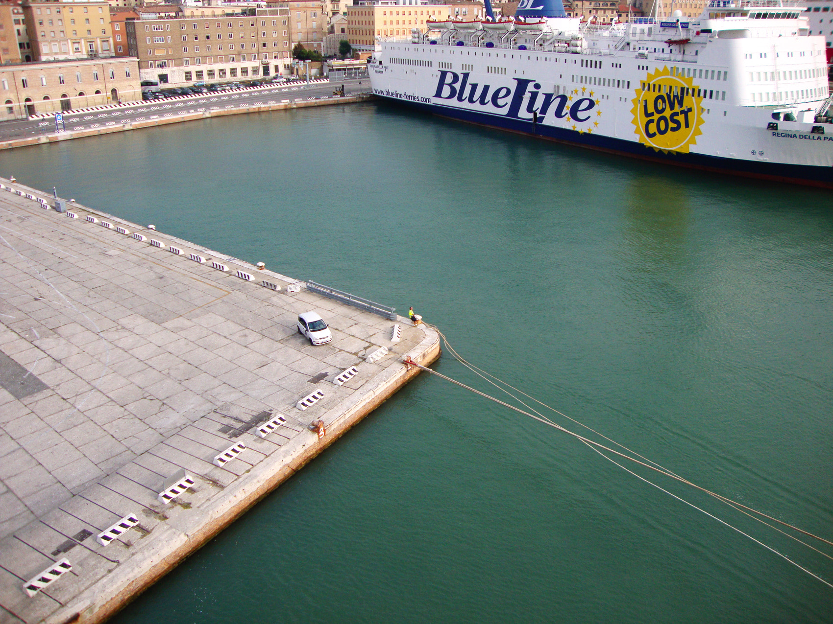 Photograph Ancona harbour by Marie-Louise Titze on 500px