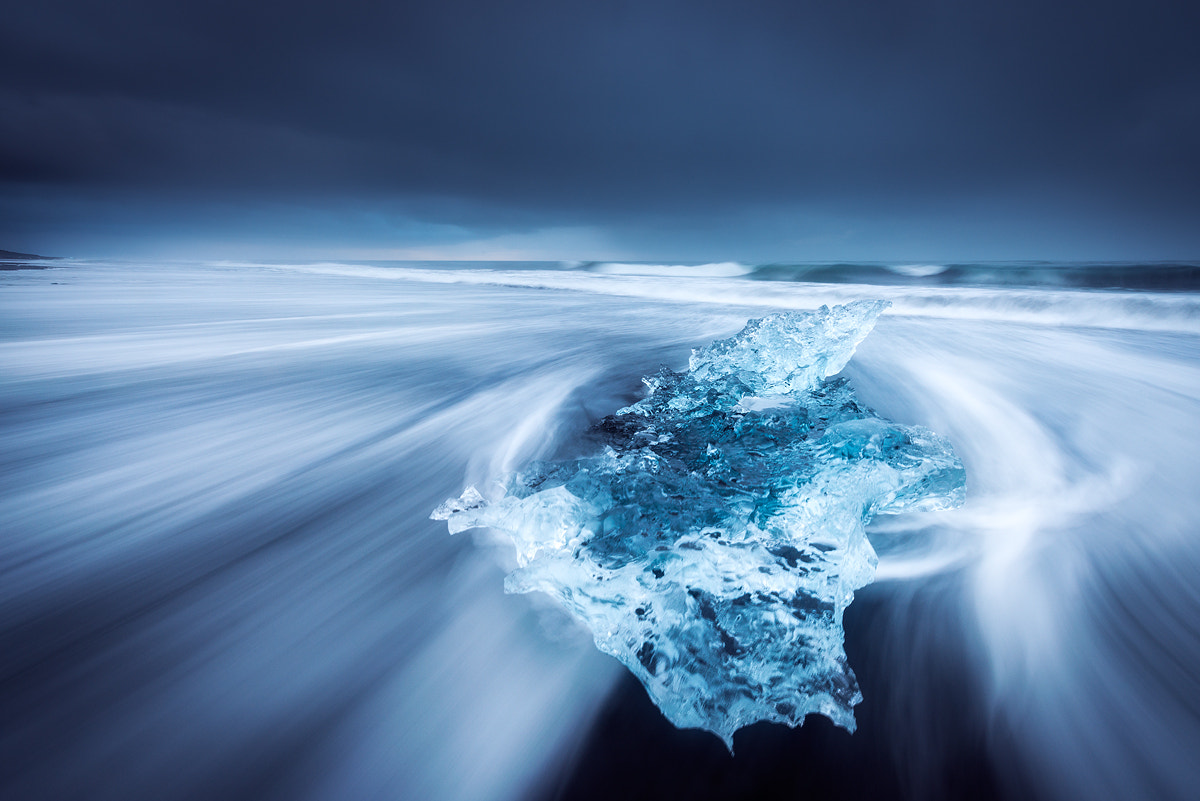 Photograph Blue Berg by Arild Heitmann on 500px