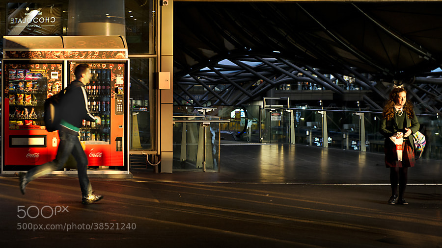 Photograph Melbourne Rush by Beloon  on 500px