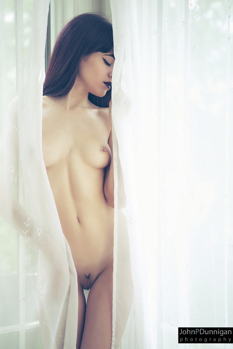 Photograph mika - curtains by John Dunnigan on 500px