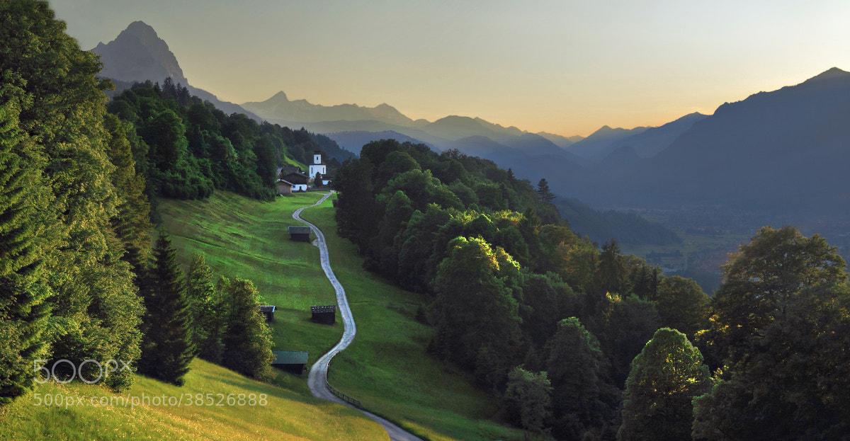 Photograph Peaceful Evening by Kilian Schönberger on 500px