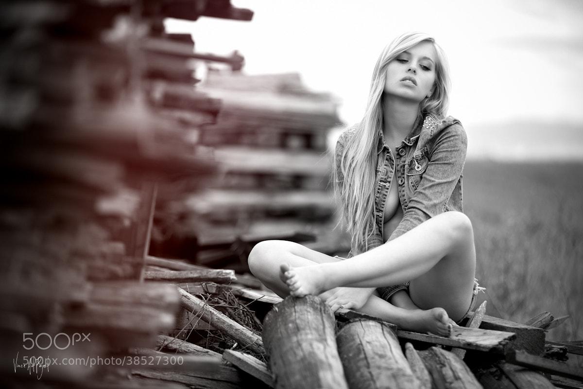 Photograph Léa# by Vince ArtProject on 500px