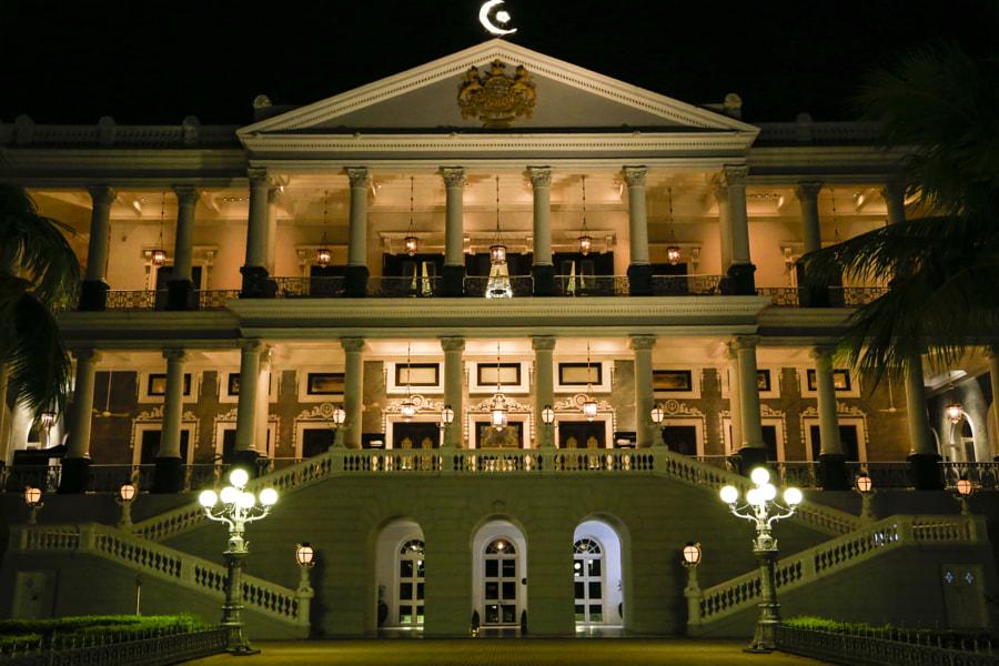 Majestic Falaknuma Palace