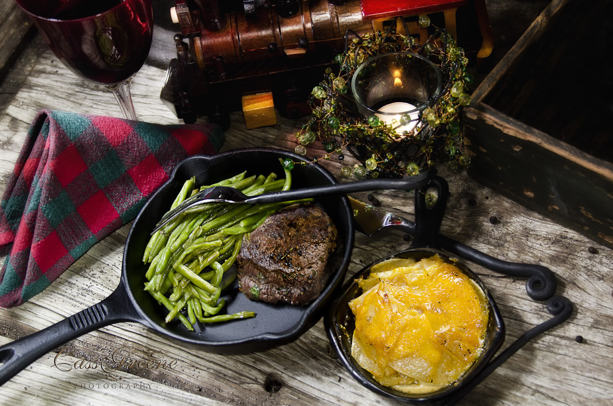 Photograph Meat + Tators by Cass Peterson Greene on 500px