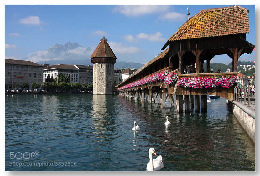 Photograph  Luzern by Chris Dimitriou on 500px