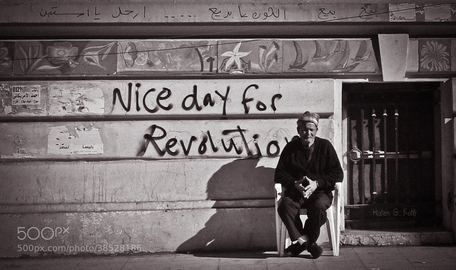 Photograph Nice Day for Revolution by Hatem Kotb on 500px