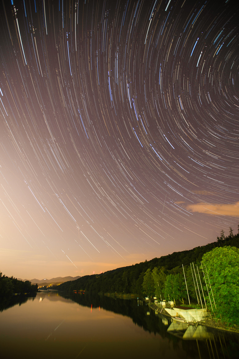 Photograph Star Trail by  photoGehrig on 500px