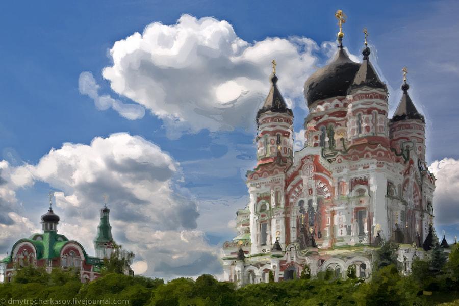 Saint Pantleimon Church in Kiev