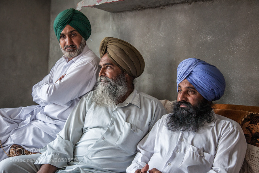 Photograph Sikh Family by Masashi Mitsui on 500px