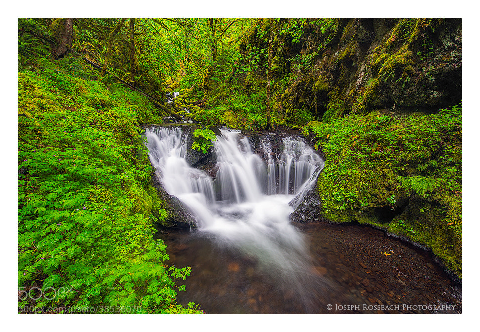 Photograph Emerald Falls by Joseph Rossbach on 500px