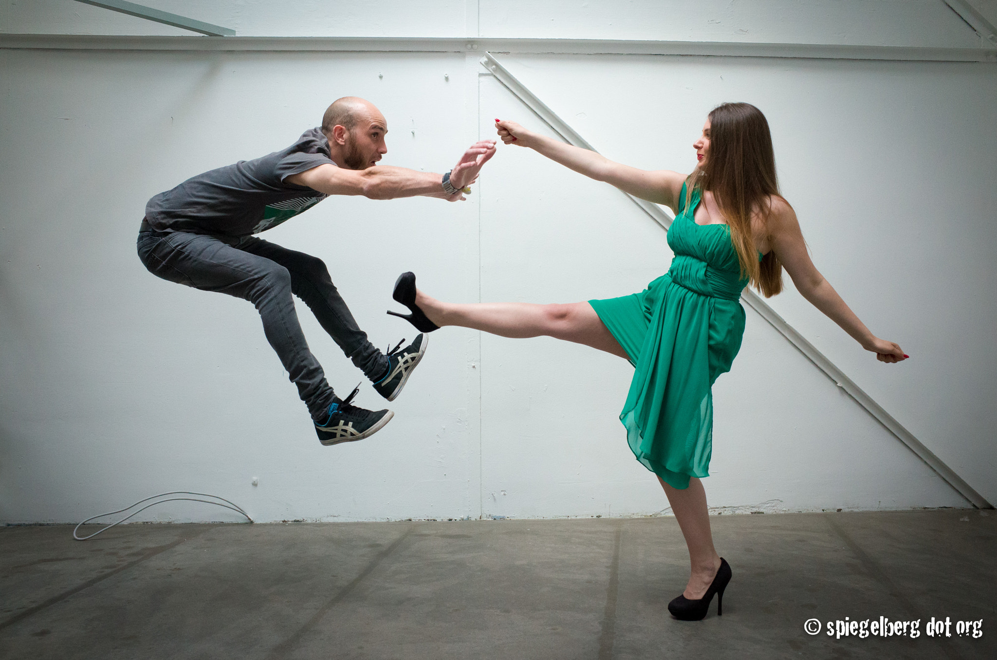 Photograph Kick it like Laura by Stephan Spiegelberg on 500px