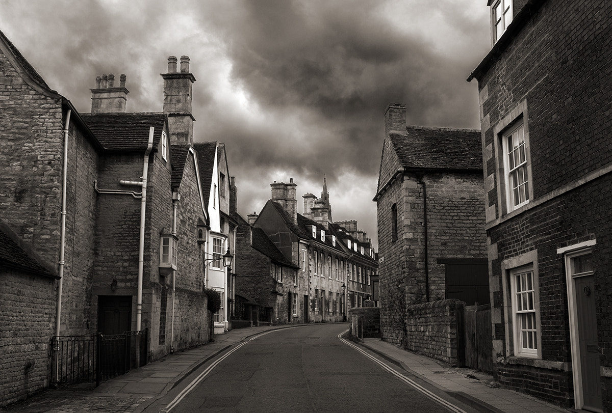 Photograph Blackfriars Street, Stamford by Andrew Harper on 500px