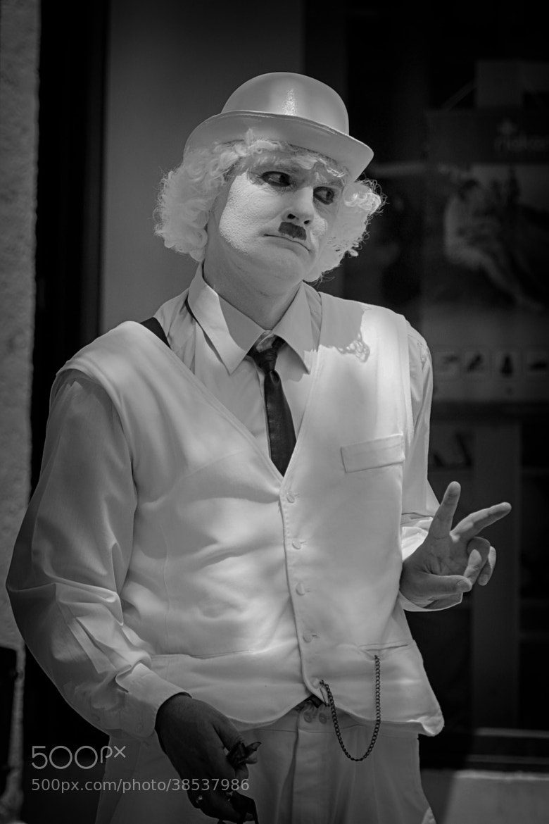Photograph The Mime... by Ionescu Dragos on 500px