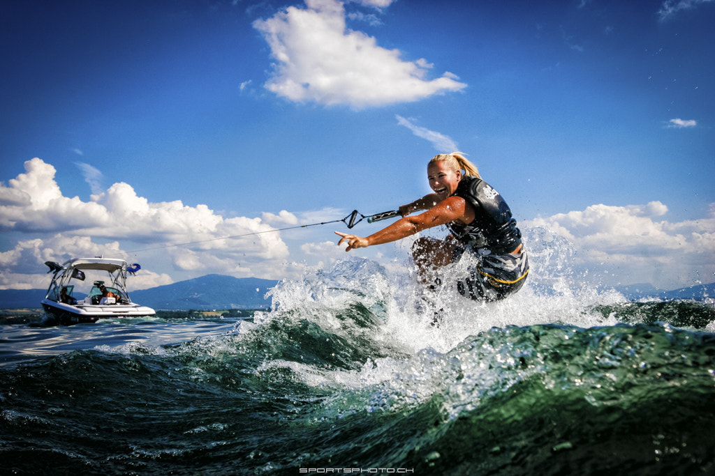 Photograph Wakeboarding by Markus Seidel on 500px