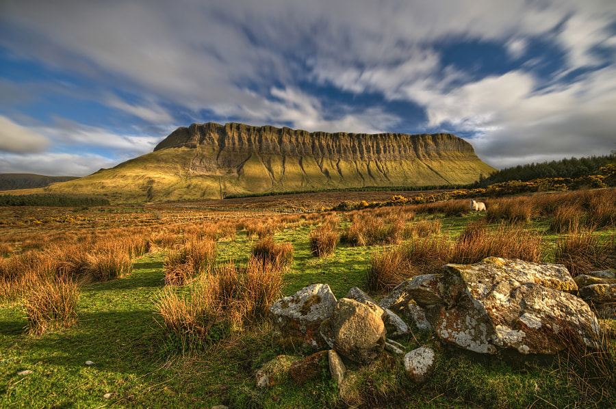 Photograph Ben Bulben by Darek Gruszka on 500px