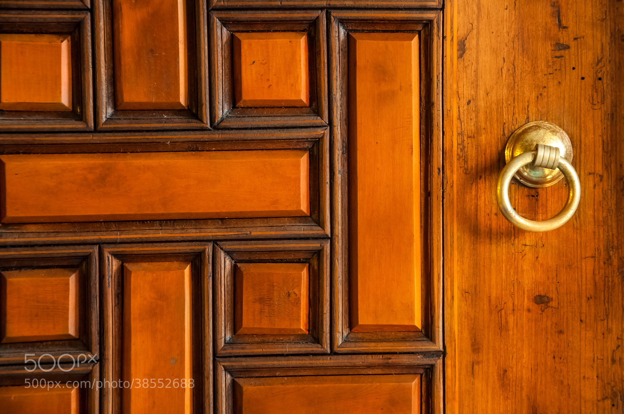 Photograph İnlaid Door by Melih Gün on 500px
