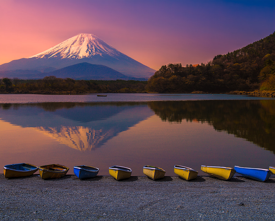Photograph Japanese Tranquility by Natasha Pnini on 500px