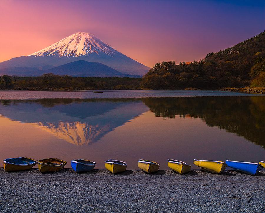 Japanese Tranquility by Natasha Pnini on 500px